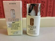 Clinique BIY Blend It Yourself Pigment Drops BIY 160 (D-G) .34 oz