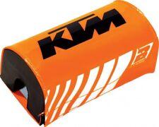 "Orange BLACKBIRD Handlebar Bar Pad Fits KTM Contour Fat Bars 1 1/8"""