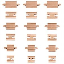 Wooden Train Track Connectors & Adapters by Tiny Conductors – 100% Real Wood ...