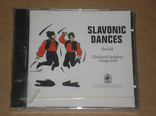 ANTONIN DVORAK (GEORGE SZELL) - SLAVONIC DANCES - CD SIGILLATO (SEALED)