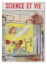 SCIENCE ET VIE  398  11/1950  TBE  TRAIN