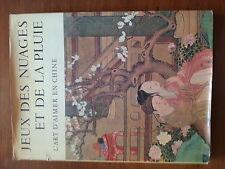 Jeux Des Nuages et De La Pluie l'art d'aimer  en chine Paris 1969