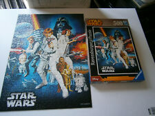 Jigsaw puzzle 500 PIECE. ALL COMPLETE WITH BOX AND SEALED BAG.