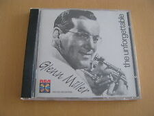 Glenn Miller and his Orchestra The Unforgettable 8 Page Booklet 16 Tracks CD