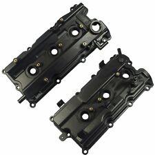 Left & Right Side Engine Valve Cover For I35 Altima Maxima Murano 02-07 3.5L New