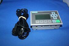 Siemens TD Text Display LOGO 6ED1055-4MH00-0BA0 6ED1 055-4MH00-0BA0 LOGO!