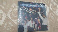 THE JACKSONS live   ISRAELI  2 LP SET