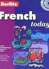 French with Book and CD (Audio) (Berlitz Revised Basic) (French Edition)