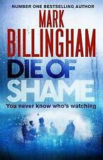 Die of Shame by Mark Billingham - Large Paperback - 20% Bulk Book Discount