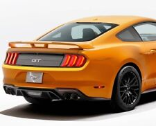 NEUF d'ORIGINE FORD MUSTANG 2018 Lifting aile arrière SPOILER non peint