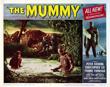 "The Mummy Lobby Card Movie Poster Replica 14 x 11"" Photo Print"