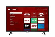 "Refurbished TCL 32"" Class HD (1080P) Roku Smart LED TV (32S327-B)"
