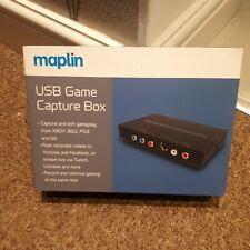 USB Game Capture Box