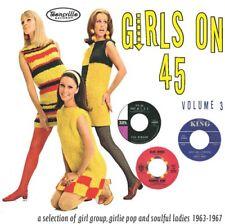 Various Artists - Girls on 45 Volume 3 / Various [New CD] Jewel Case Packaging