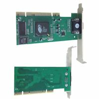 8MB/8 MBATI Rage XL PCI 3D VGA Video Graphics Card for Windows XP/2000/95 Linux