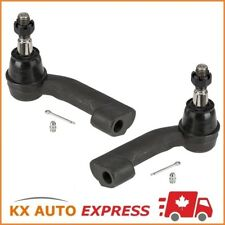 2X Front Outer Steering Tie Rod End for 2009-2017 Ford F-150