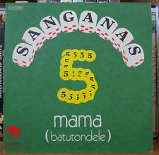 SANGANAS FIVE HEY HEY AFRO FUNK BELGIUM PRESS  SP