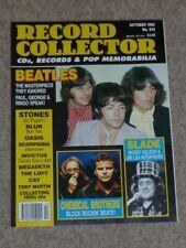 Record Collector magazine; No. 242; October 1999; The Beatles, Slade, Oasis