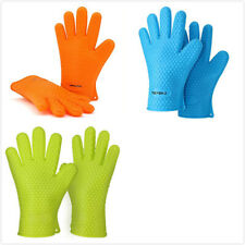 BBQ Grilling Gloves Oven Mitts Gloves for Cooking Baking Barbecue Pot holder
