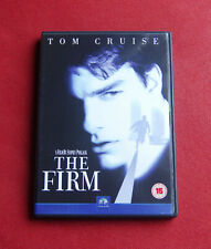 The Firm - Region 2 DVD - Tom Cruise, Gene Hackman, Jeanne Tripplehorn - Grisham