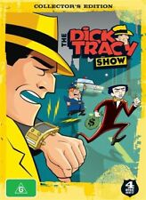 The Dick Tracy Show (DVD, 2013, 4-Disc Set) - Region 4
