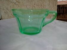 Green Victory Cup By Diamond Glass Ware  Company