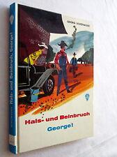 HALS- UND BEINBRUCH GEORGE! - Georg Schönauer
