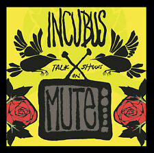 Talk Shows on Mute [UK] [Single] by Incubus (CD, Jun-2004, Sony/Epic)