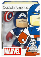 MARVEL MIGHTY MUGGS Collection Series #2_CAPTAIN AMERICA 6 inch Vinyl figure_MIB