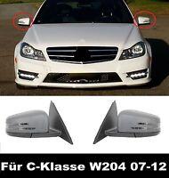 Für Mercedes W204 W212 Aussenspiegel-Seitenspiegel komplett Links + Rechts