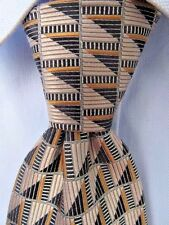 Men's IV Front Hand Made Stripped Tie 21991