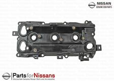 Genuine Nissan Altima Maxima Pathfinder 3.5 Front Valve Cover 132649N00B NEW OEM
