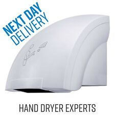 HAND DRYER ELECTRIC AUTOMATIC HOT WARM AIR BEST CHEAP HIGH POWER ECO AUTO DRIER
