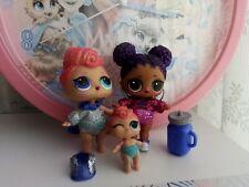 Lol Surprise Doll purple queen stardust