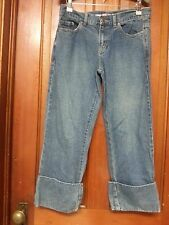 Duck Head size 7 capri jeans