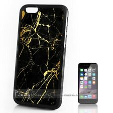 ( For iPhone 4 / 4S ) Back Case Cover P11684 Marble Pattern