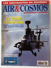 AIR ET COSMOS du 21/06/1993; Le Tigre dueur de Chars/ Airbus lance l'A 319