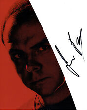 Simon PEGG SIGNED Photo AFTAL Autograph COA Star Trek SCOTTY Montgomery Scott