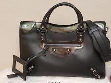 BALENCIAGA Giant 12 City tote bag handbag Veau Lisse NWT shoulder leather
