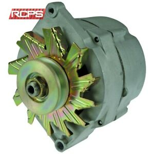 NEW ALTERNATOR FOR 69-72 AMC BUICK CADILLAC CHEVY GMC OLDS PONTIAC MANY MORE