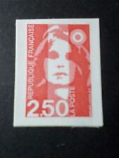 FRANCE 1991, timbre 2720 MARIANNE AUTOCOLLANT, neuf**, VF MNH STAMP