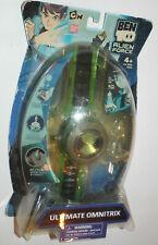 Ben 10 Ultimate Omnitrix Ben 10 Toy Light Projection Viewer Watch 2008 Sun Faded