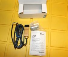Pre-Wired Omron Photoelectric Sensor Switch ES3-DS30E4 - BRAND NEW IN BOX