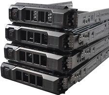 "Dell F238F 0F238F 3.5"" SAS SATA Tray Caddy 0X968D R720 R710 R520 R510 R420 R610"