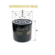 WIX WL7302 Car Oil Filter Eco Cartridge Replaces HU8191x CH9432 OX192D