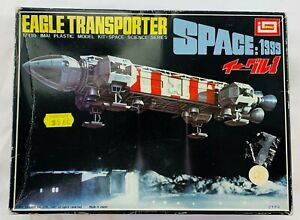 1981 Space 1999 Eagle Transporter 1/110 Model Kit Brand New FREE SHIPPING