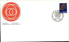 CANADA 1. Day of Issue Cover Brief FDC Stempel OTTAWA 1980 Rehabilitation Marke