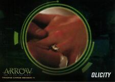 Arrow Season 4 Foil Olicity Chase Card OF9