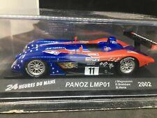 Panoz LMP01 # 11 LE MANS 2002 1/43 Brabham  altaya neuf