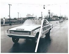 1960s Drag Racing-Original RAMCHARGERS-1967 Dart-Funny Car-426 Hemi-CANDYMATIC